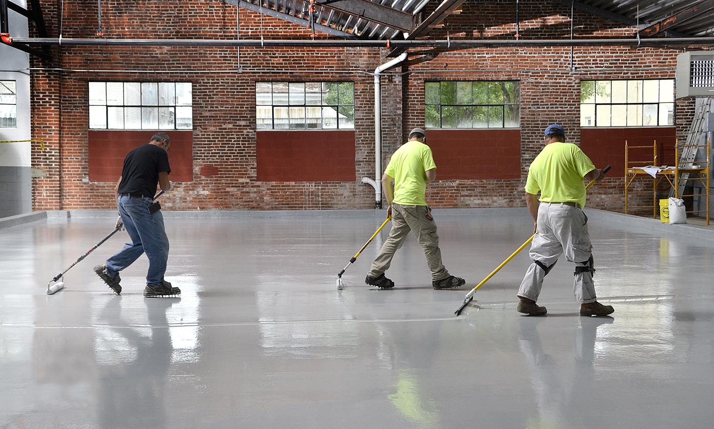 concrete moisture barriers, vapor retarders, moisture mitigation